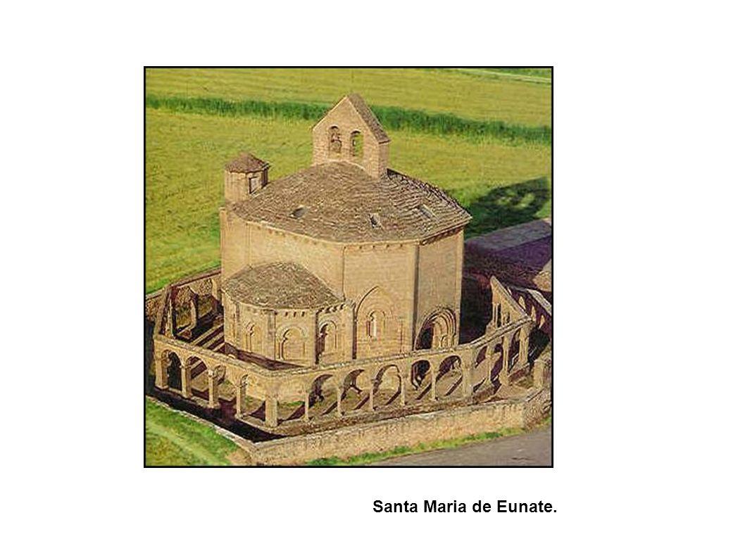 Santa Maria de Eunate.