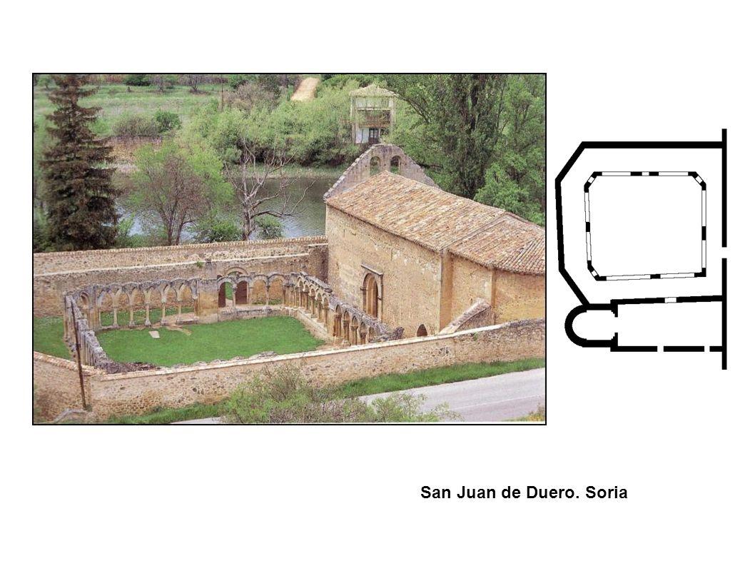 San Juan de Duero. Soria