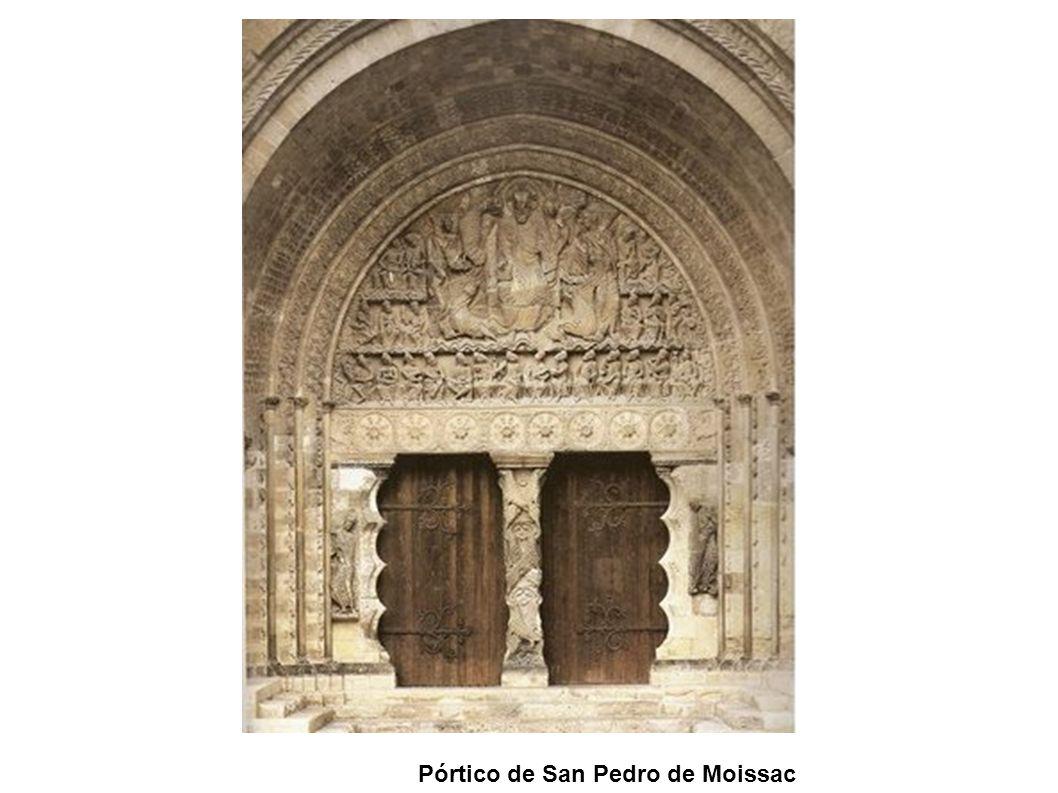Pórtico de San Pedro de Moissac