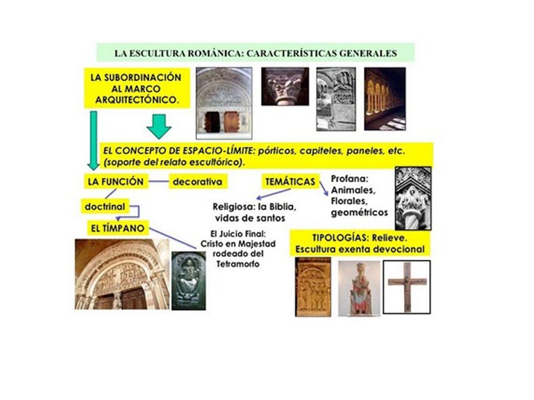 Tímpano. San Pedro de Moissac