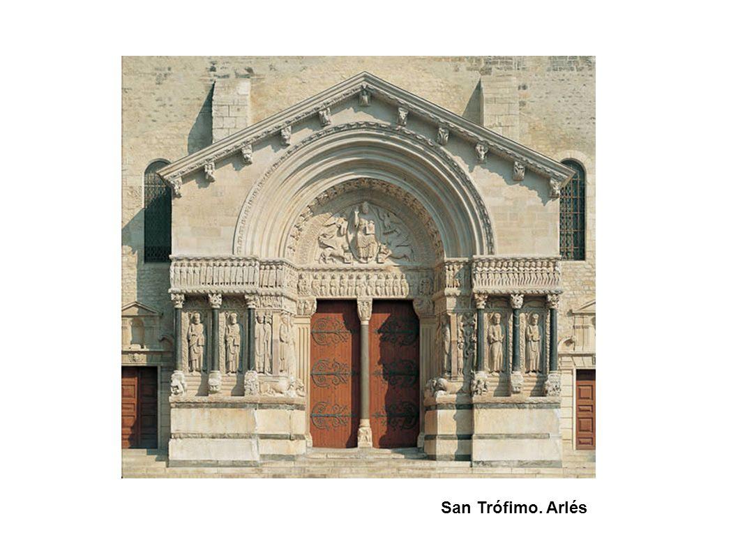 San Trófimo. Arlés