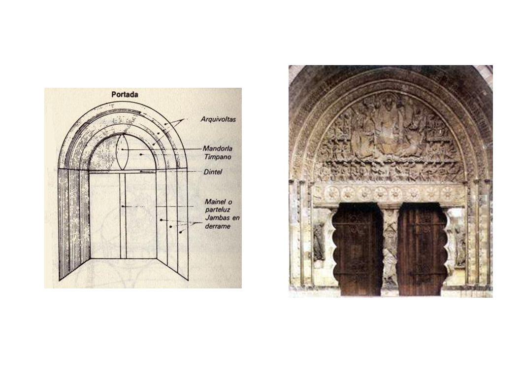 Pantocrátor y Tetramorfos Crismón Cordero (Agnus Dei)