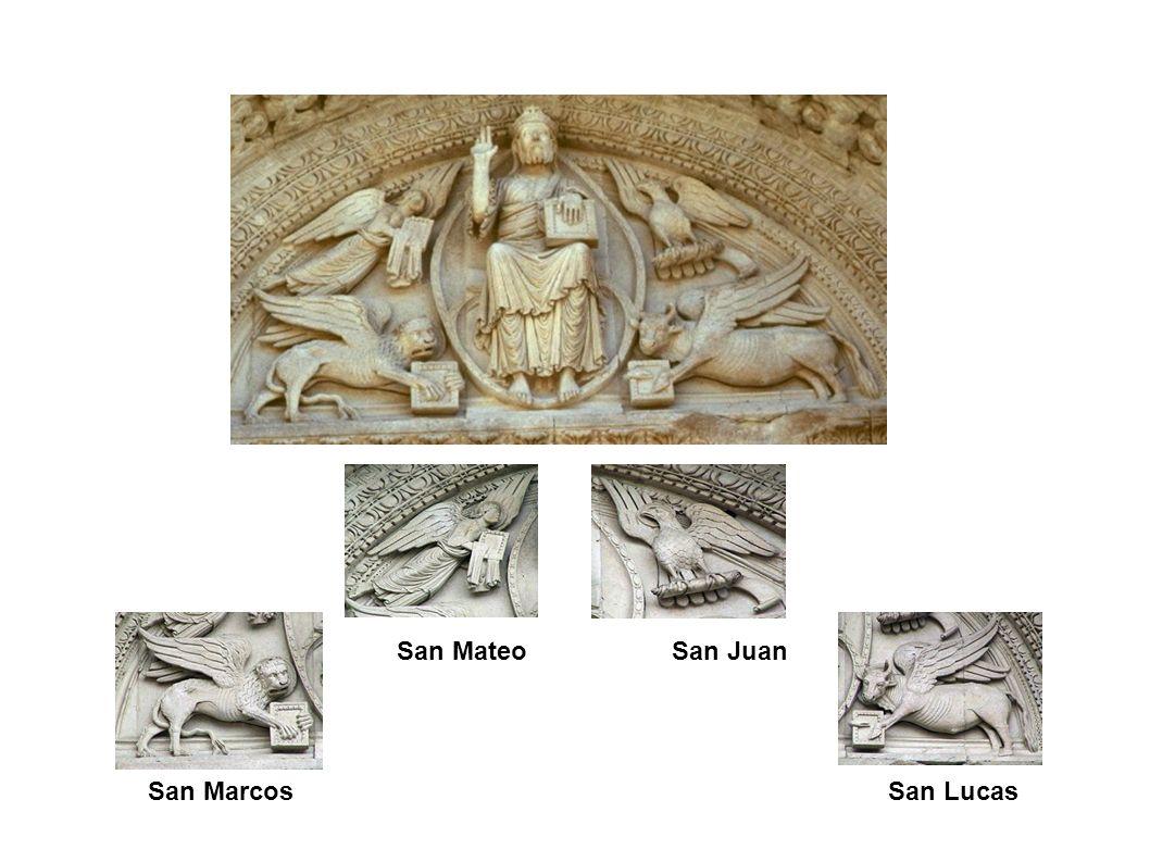 Pórtico y tímpano de San Lázaro de Autun Maestro Gislebertus