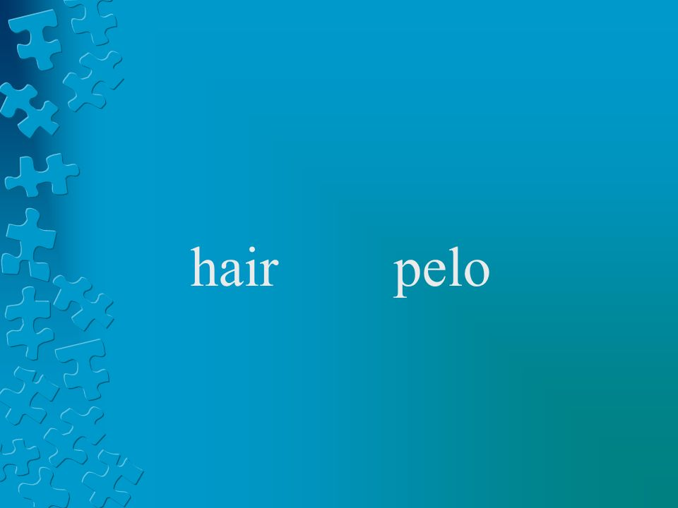 hairpelo