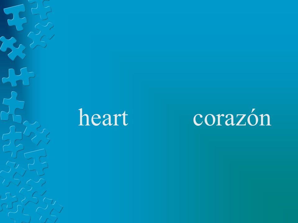 heartcorazón