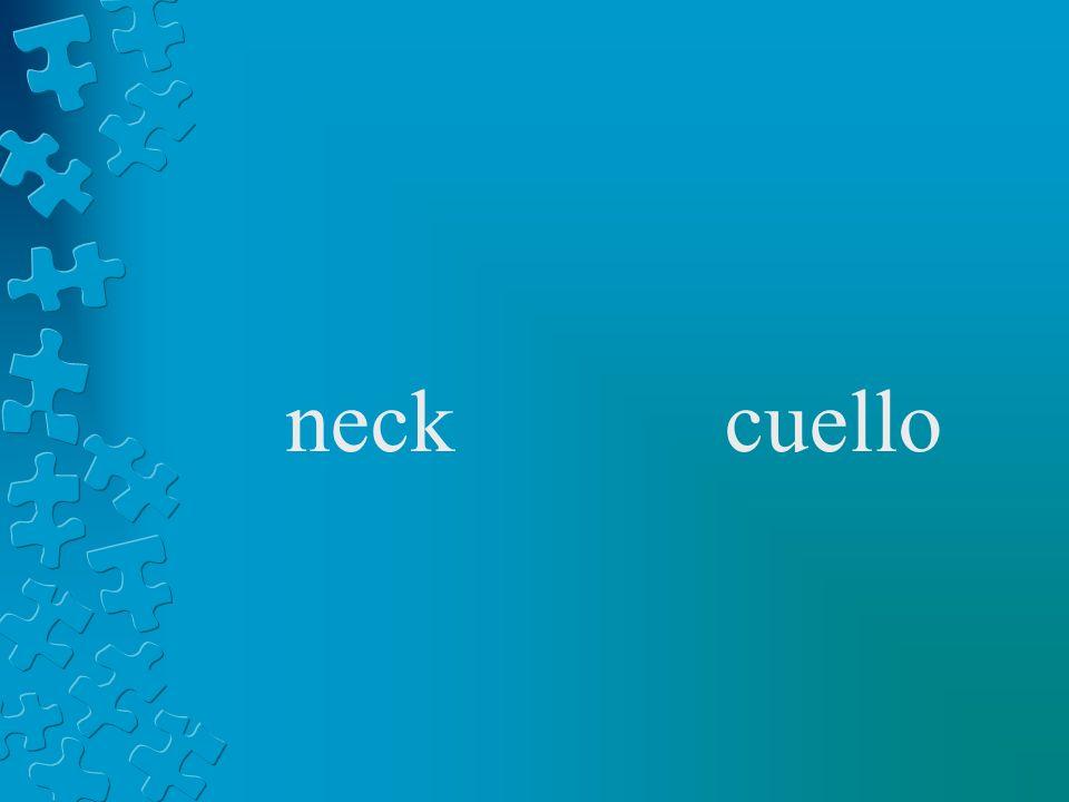 neckcuello