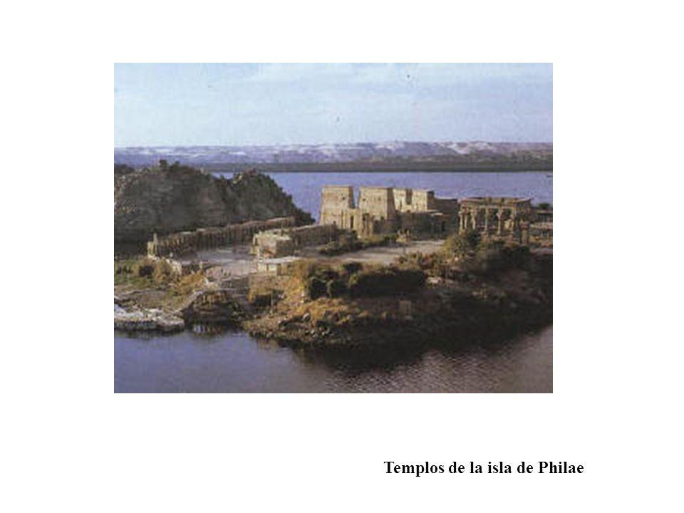Templos de la isla de Philae