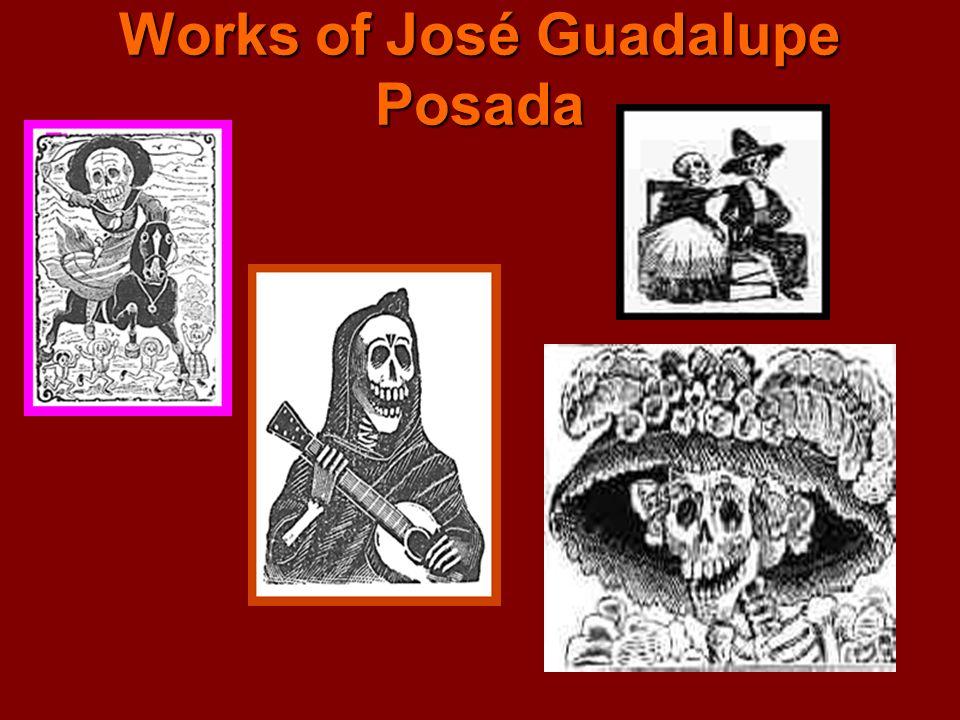 Works of José Guadalupe Posada