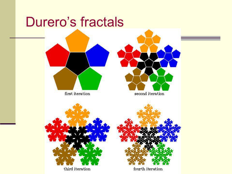 Dureros fractals