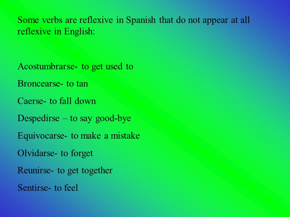 The verb caer(se) is regular in the present tense, except for the first-person singular form (me) caigo.