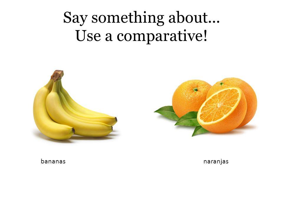 bananasnaranjas