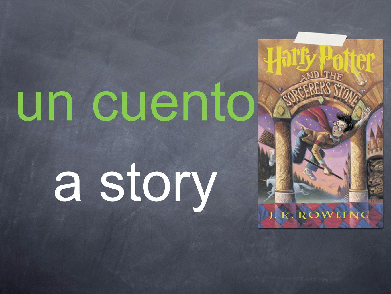 un cuento a story