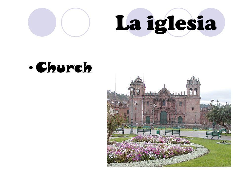 La iglesia Church