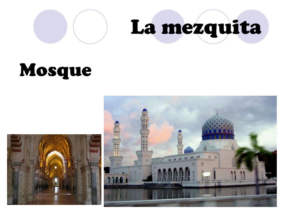 La mezquita Mosque