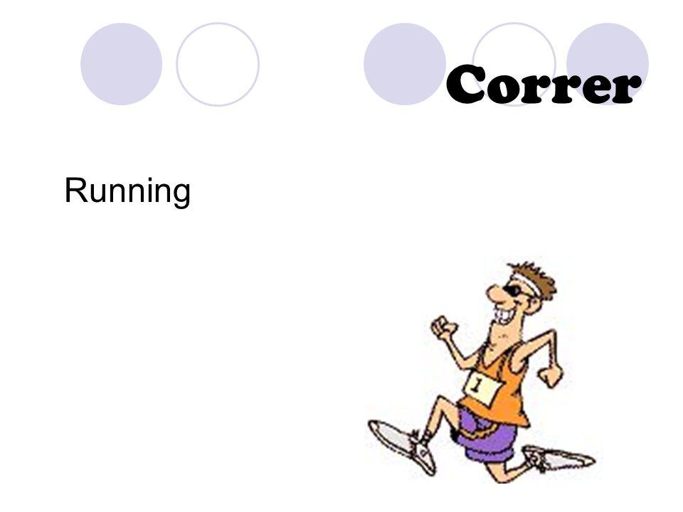 Correr Running