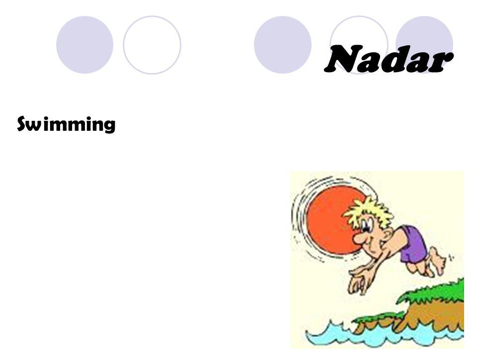 Nadar Swimming