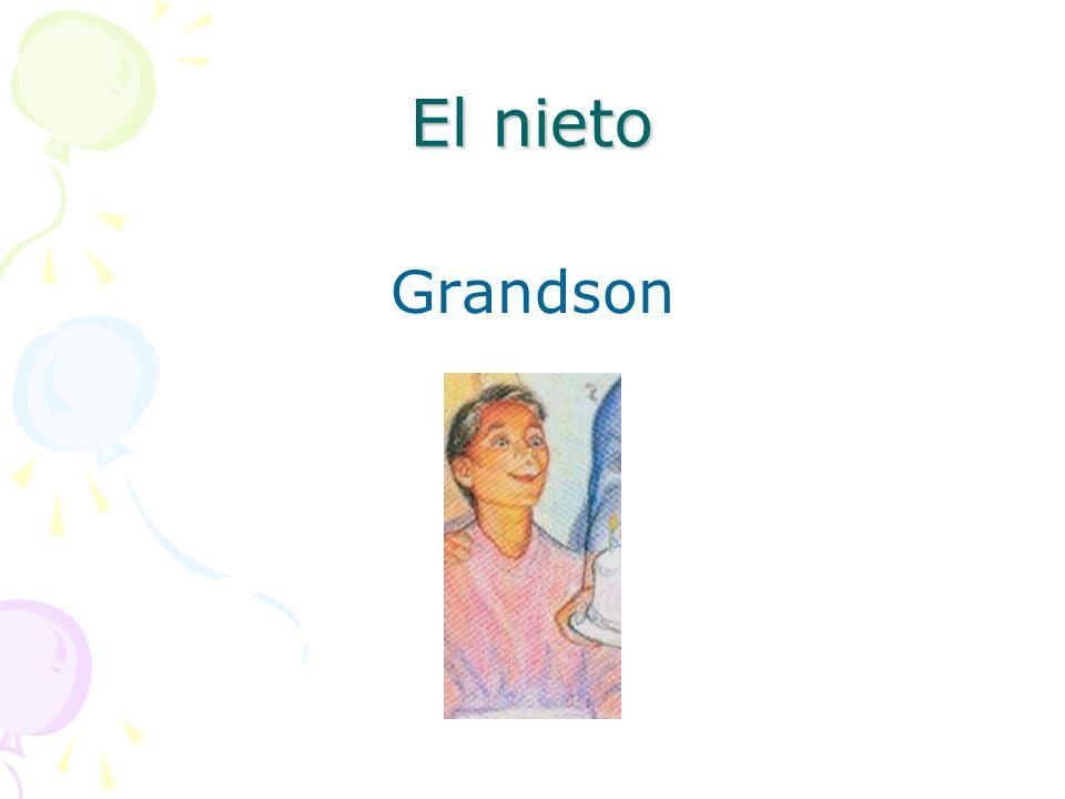 El nieto Grandson