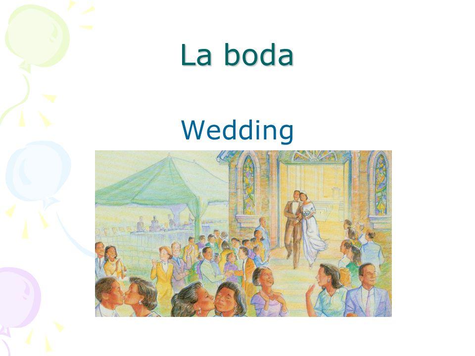 (estar) Casado (con) To be married to