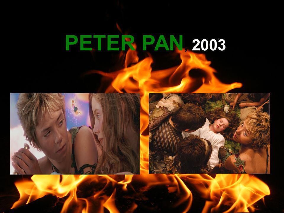 PETER PAN, 2003