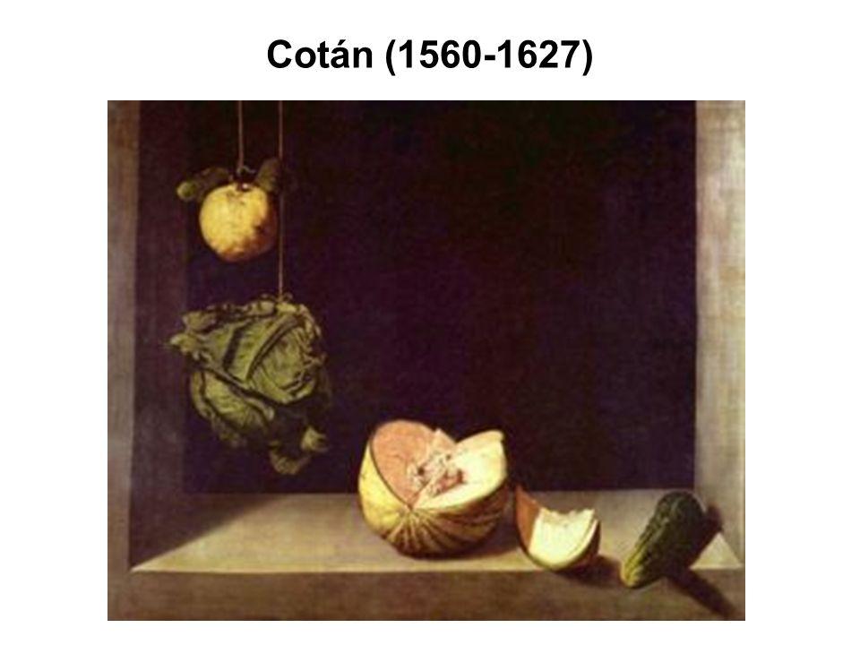 Cotán (1560-1627)
