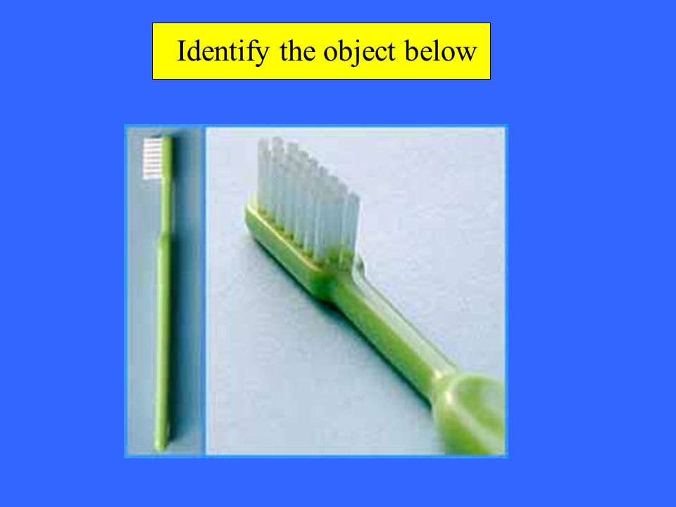 Identify the object below