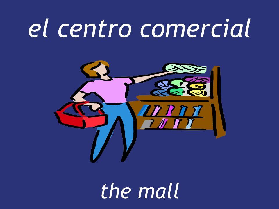 el centro comercial the mall the mall
