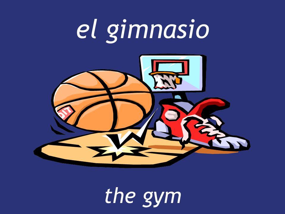 el gimnasio the gym the gym