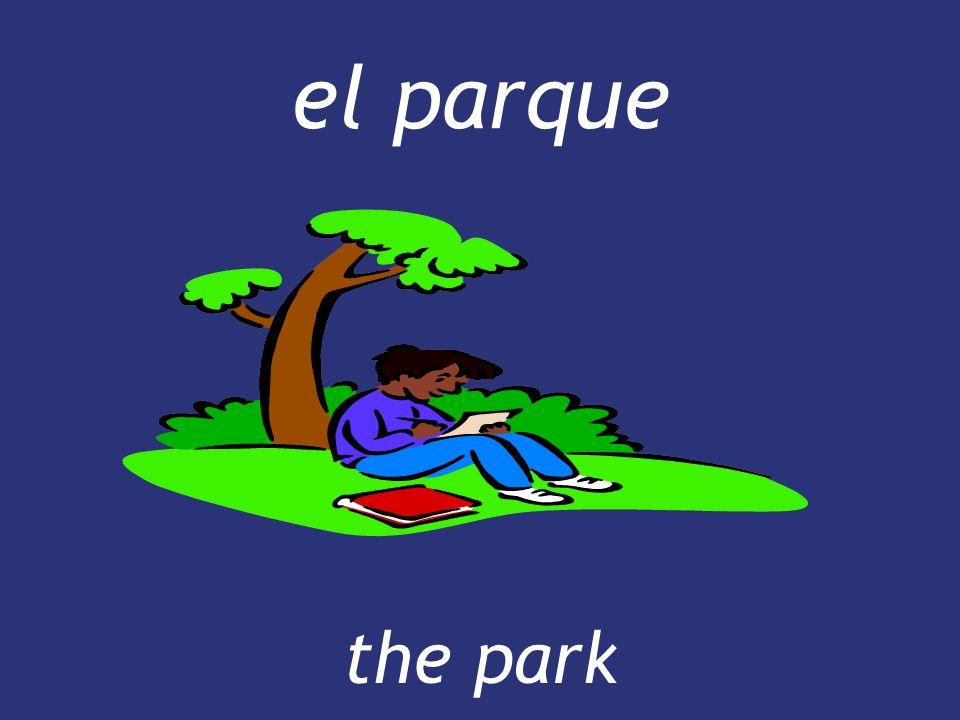 el parque the park the park