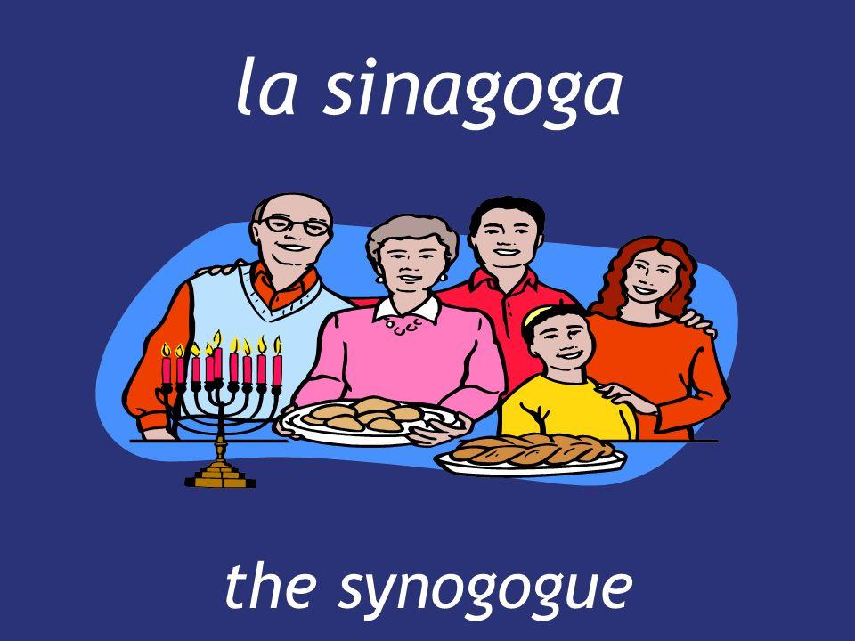 la sinagoga the synogogue the synogogue