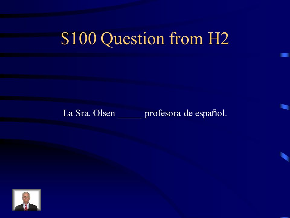 $500 Answer from H1 estufa