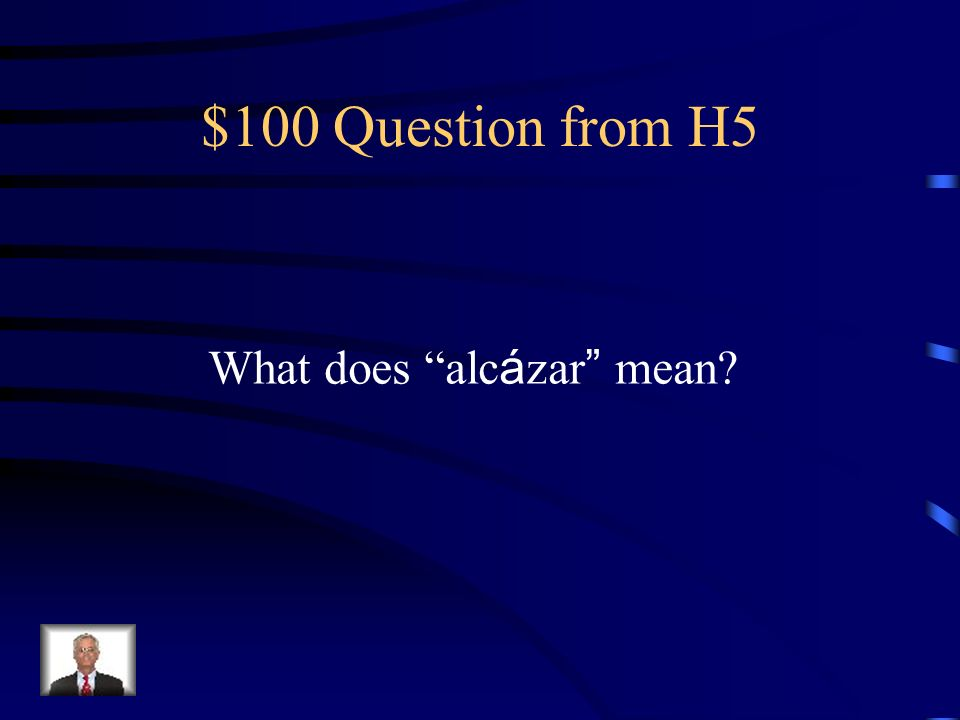 $500 Answer from H4 estuvimos