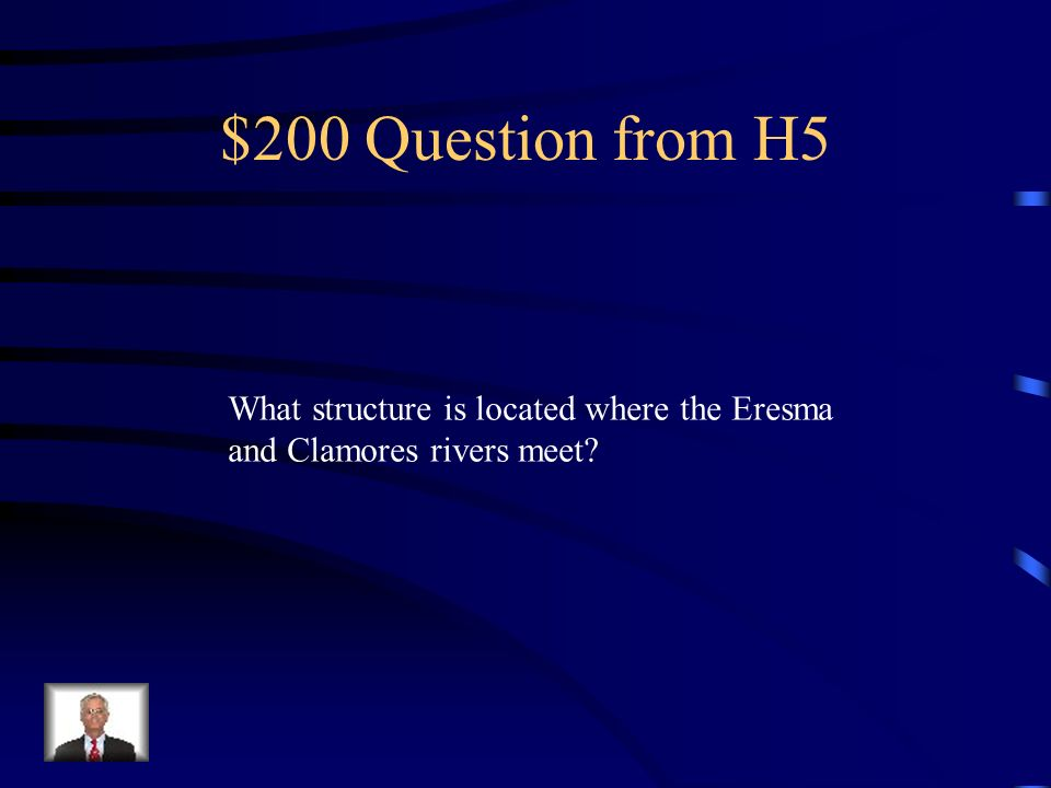 $100 Answer from H5 castle