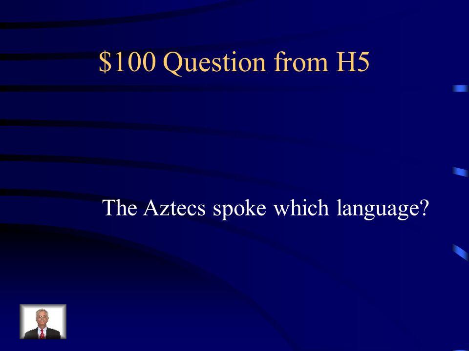 $500 Answer from H4 Come tus uvas. ¡Cómelas!
