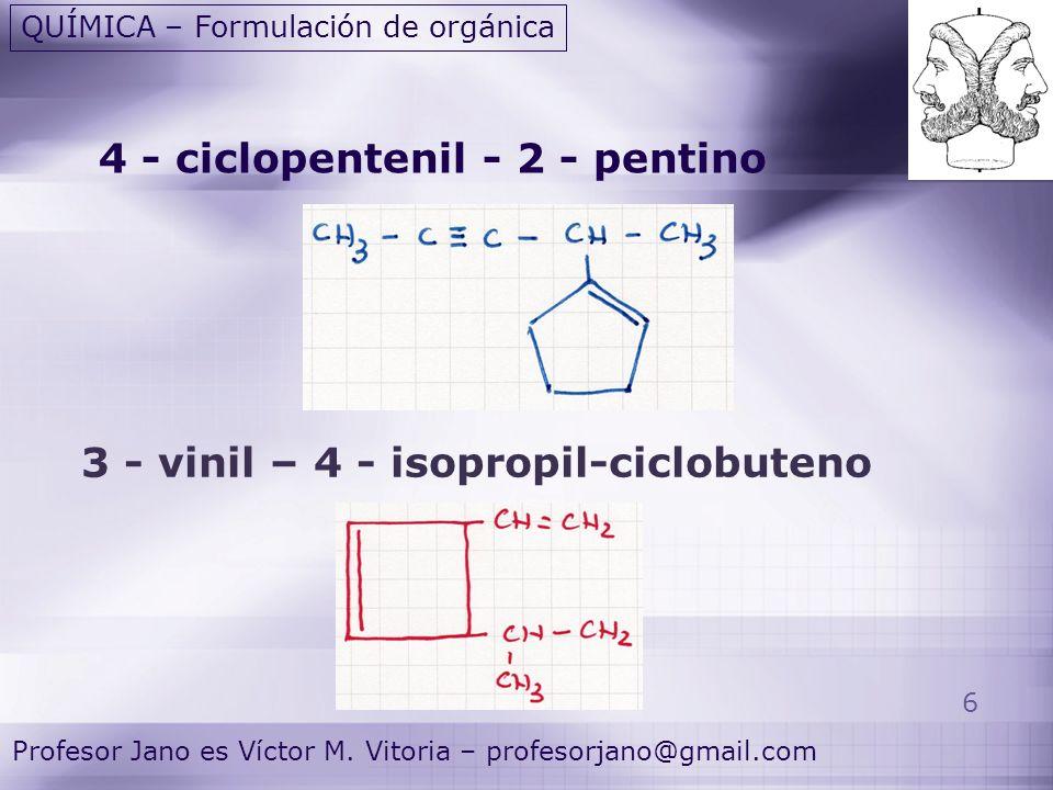 6 Profesor Jano es Víctor M.