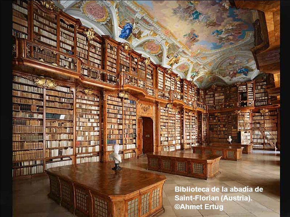 Sala de lecturaThe Picton, Biblioteca Pública de Liverpool (Reino Unido). ©Ahmet Ertug