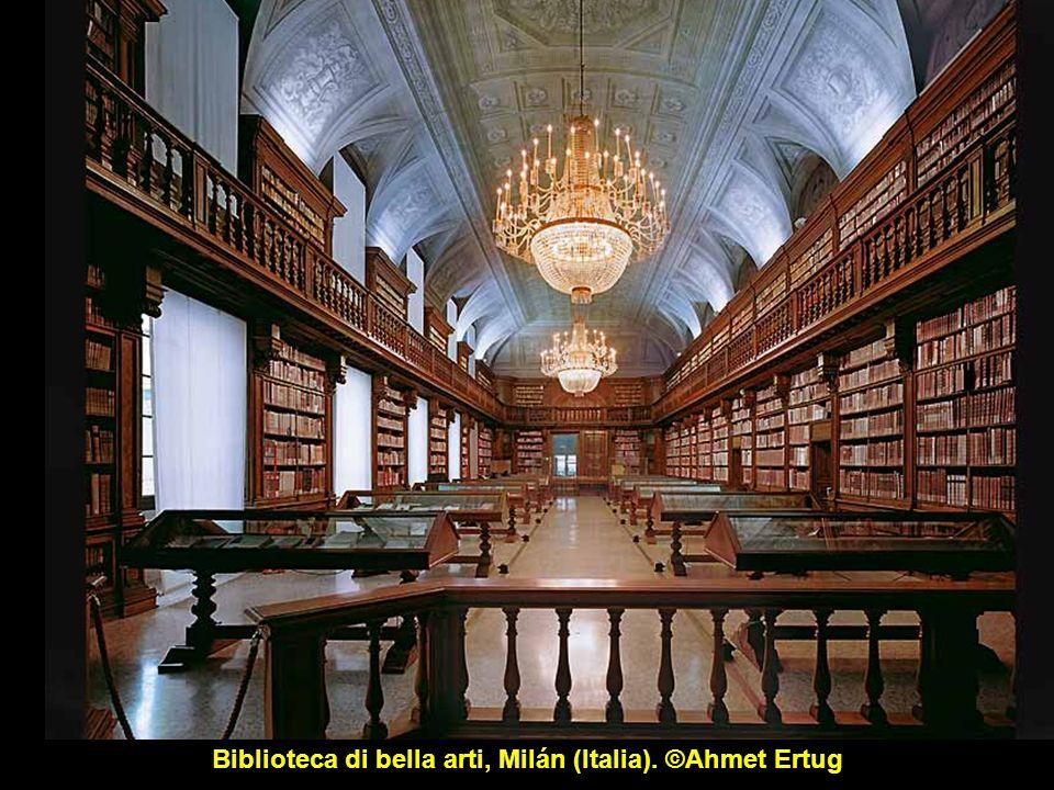 Biblioteca Angelica, Roma (Italia). ©Ahmet Ertug