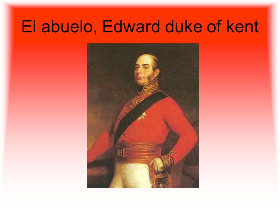 El hermano, Leopold, Duke of Albany Born: 7-APR-1853 Died: 28-MAR-1884