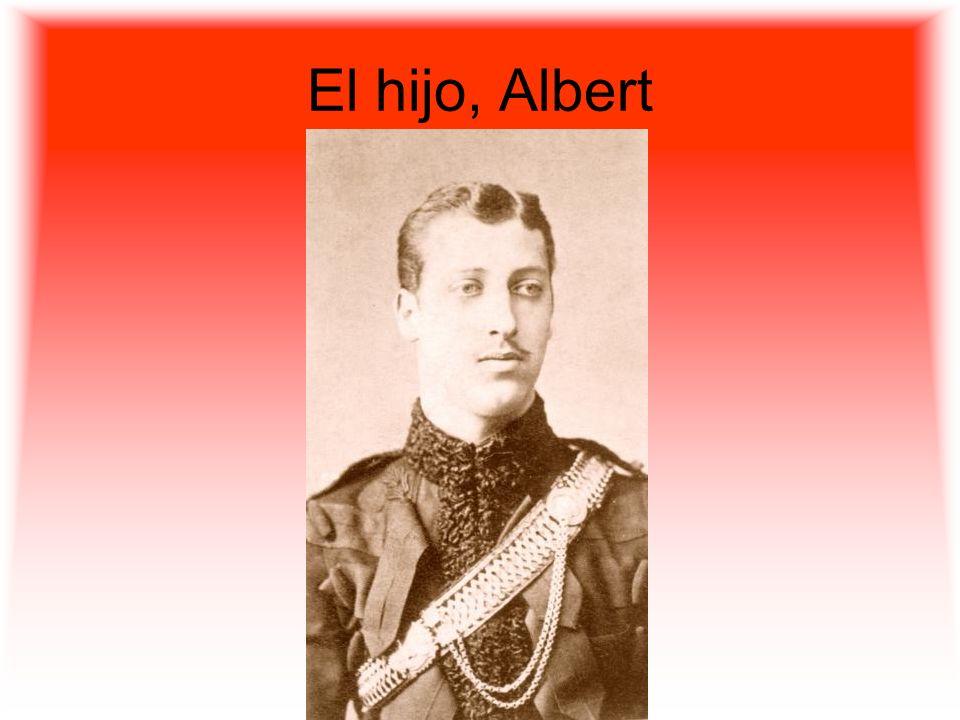 El hijo, Albert