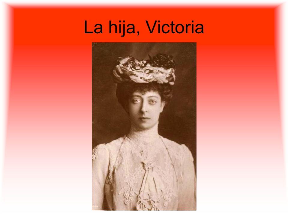 La hija, Victoria