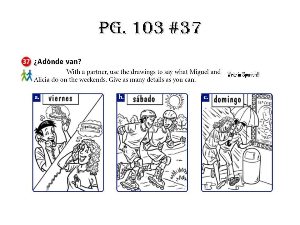 Pg. 103 #37