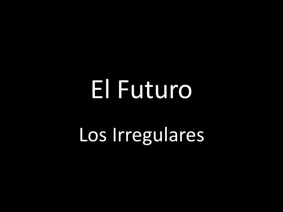 El Futuro Los Irregulares