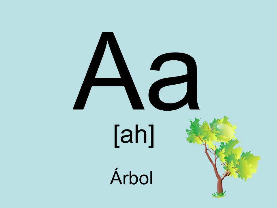 Aa [ah] Árbol