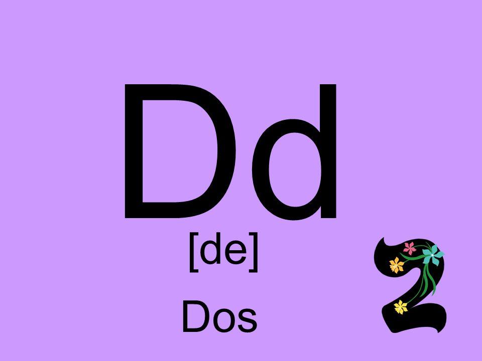 Dd [de] Dos