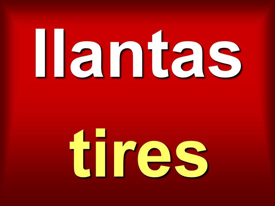 llantas tires