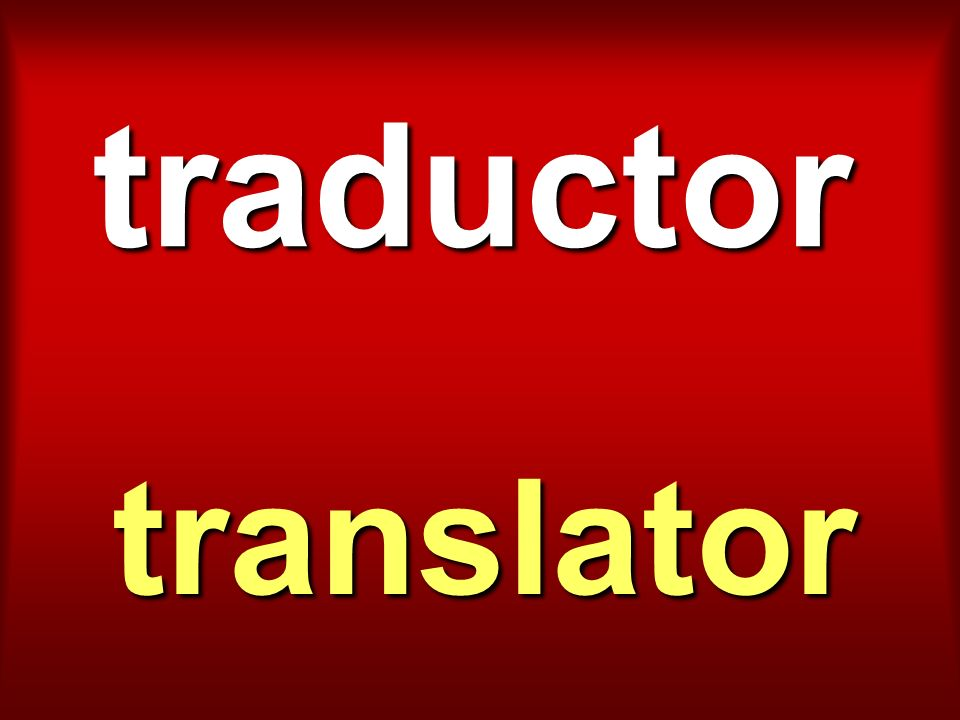 traductor translator