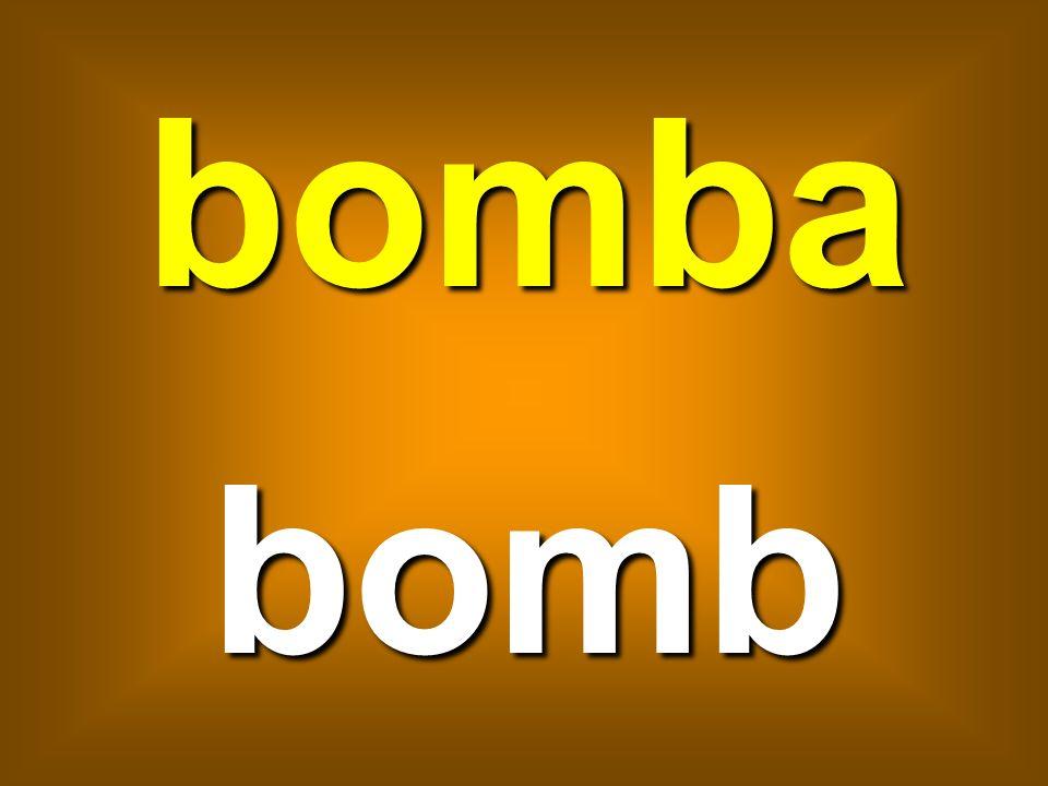 bomba bomb