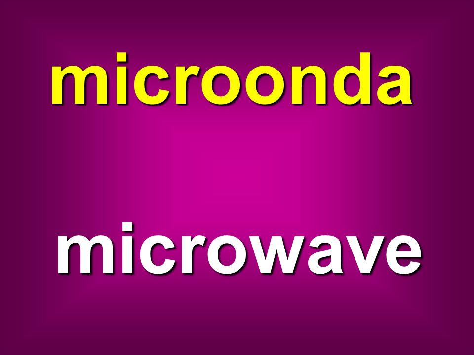 microonda microwave