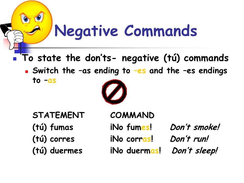 para concluir: Escribe tres mandatos lo que quieres decir a tú amigo(a) para hacer un buen trabajo en las clases.