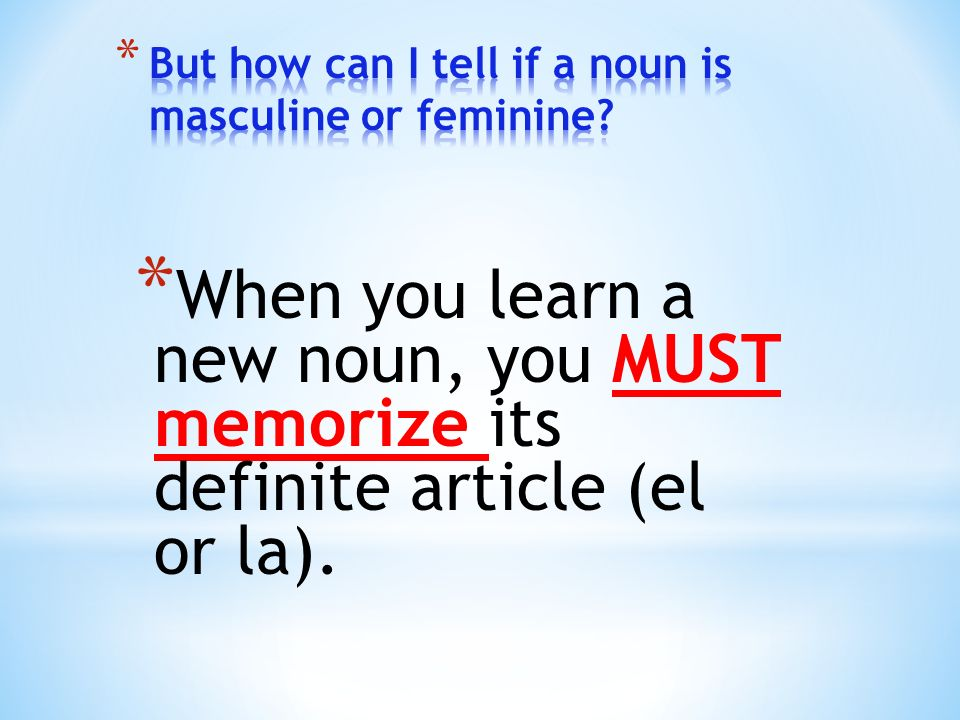 You cant predict the gender of a noun, except in the case of living creatures. Do not try to analyze the nature of an object to look for masculine or
