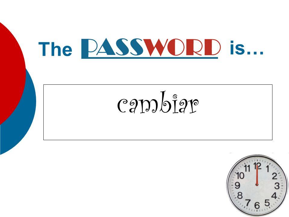 El código The is…